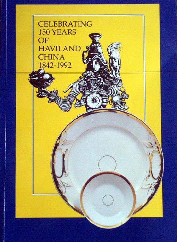 Celebrating 150 Years of Haviland China - Click Here for enlargement